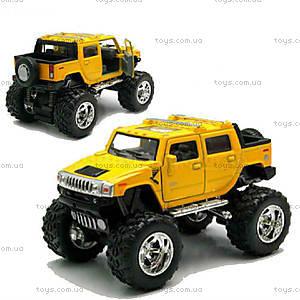 Машина Hummer H2 Sut (Off Road), KT5326W, игрушки