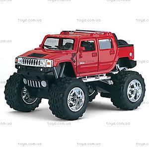 Машина Hummer H2 Sut (Off Road), KT5326W, магазин игрушек