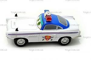 Игрушечная инерционная машинка «Полиция», 34018-2