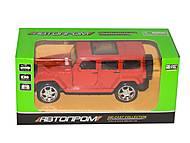Машина Jeep, 3 цвета, 7798