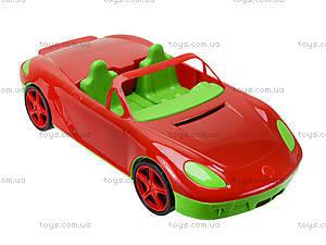 Детская машина-кабриолет, 07-701-1, купить