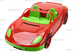 Детская машина-кабриолет, 07-701-1, фото