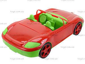Детская машина-кабриолет, 07-701-1, цена