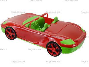 Детская машина-кабриолет, 07-701-1, игрушки