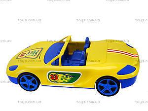 Игрушечная машина-кабриолет, 07-701-1N, купить