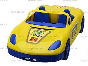 Игрушечная машина-кабриолет, 07-701-1N, фото