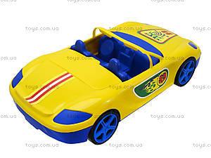 Игрушечная машина-кабриолет, 07-701-1N, цена