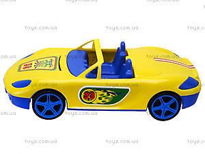 Игрушечная машина-кабриолет, 07-701-1N, игрушки
