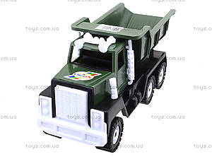 Детская военная машина «Камаз», 115А, фото