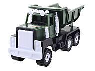 Детская военная машина «Камаз», 115А