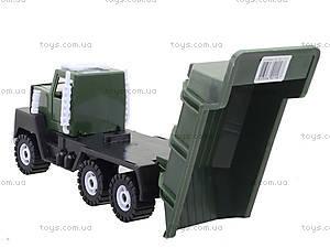 Детская военная машина «Камаз», 115А, цена
