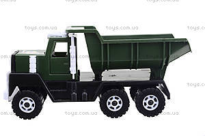 Детская военная машина «Камаз», 115А, игрушки
