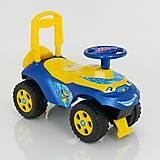 Машина-каталка «Автошка», 014204(013117R,U04)