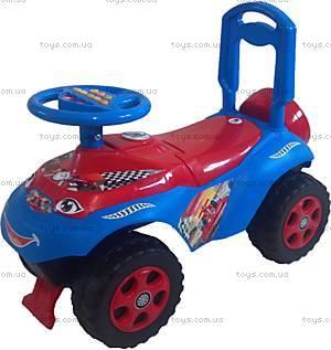 Машина-каталка «Автошка» для детей, без музыки, 01311712
