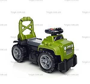 Машина-каталка «Джип Mega Bloks», зеленый, DBL17