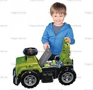 Машина-каталка «Джип Mega Bloks», зеленый, DBL17, фото