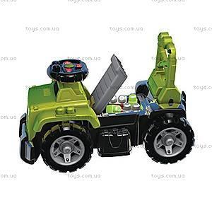 Машина-каталка «Джип Mega Bloks», зеленый, DBL17, отзывы