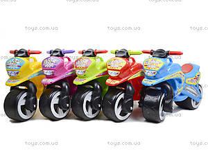 Машина-каталка «Мотоцикл», 11-006
