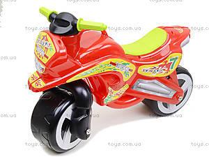 Машина-каталка «Мотоцикл», 11-006, купить