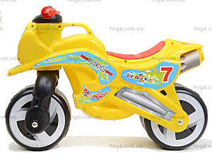 Машина-каталка «Мотоцикл», 11-006, фото