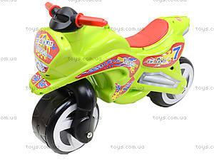 Машина-каталка «Мотоцикл», 11-006, цена