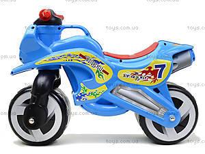 Машина-каталка «Мотоцикл», 11-006, іграшки