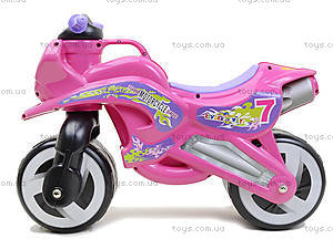 Машина-каталка «Мотоцикл», 11-006, детский
