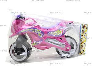 Машина-каталка «Мотоцикл», 11-006, Украина