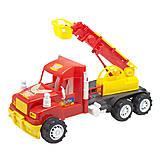 Машина «Хеви Дьюти» Пожарная красная, 15-004-1, купить