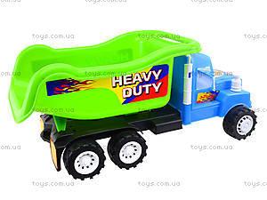 Игровая машина для детей Heavy Duty, 15-001-110, купить