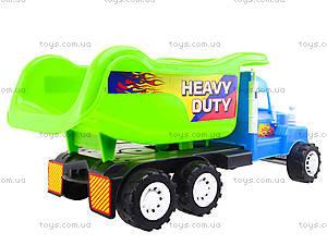 Игровая машина для детей Heavy Duty, 15-001-110, отзывы