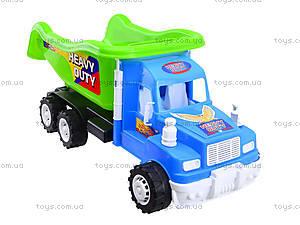 Игровая машина для детей Heavy Duty, 15-001-110, цена