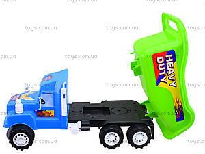 Игровая машина для детей Heavy Duty, 15-001-110, детские игрушки