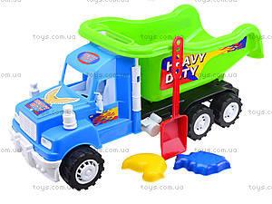 Игровая машина для детей Heavy Duty, 15-001-110, toys.com.ua