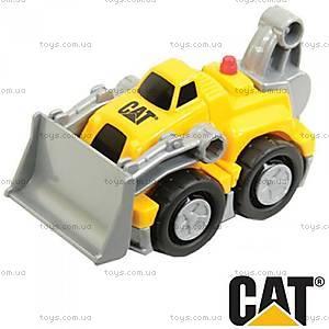 Машина-конструктор Mega Bloks CAT «Конструируй и комбинируй», CYR12