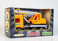 Машина - кран серии «Multi truck», 39313, фото
