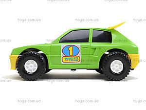 Детская машинка «Автокросс», 39013, отзывы