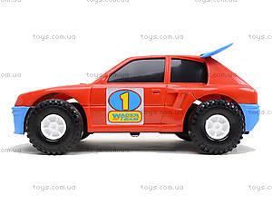 Детская машинка «Автокросс», 39013, игрушки