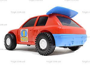 Детская машинка «Автокросс», 39013, магазин игрушек