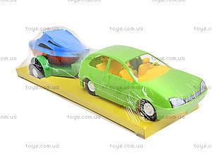 Автомобиль «Купе» с прицепом, 39002, отзывы