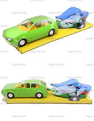 Автомобиль «Купе» с прицепом, 39002