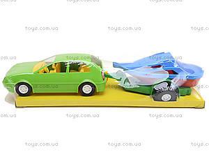 Автомобиль «Купе» с прицепом, 39002, цена