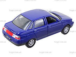 Машина Lada 110, 42385W, отзывы