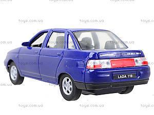 Машина Lada 110, 42385W, игрушки
