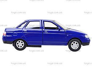 Машина Lada 110, 42385W, детские игрушки
