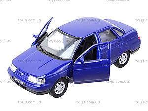 Машина Lada 110, 42385W, магазин игрушек