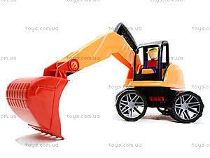 Детская машина «Экскаватор», 249, купить