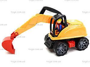 Детская машина «Экскаватор», 249, цена