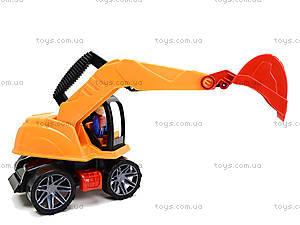 Детская машина «Экскаватор», 249, детские игрушки