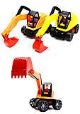 Детская машина «Экскаватор», 249, фото